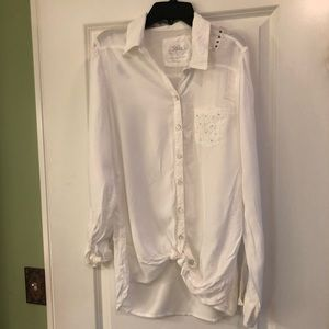 Size 16 Girls Justice Top